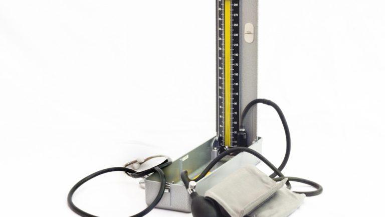 aparelho de mercurio para calibrar aparelho de pressao